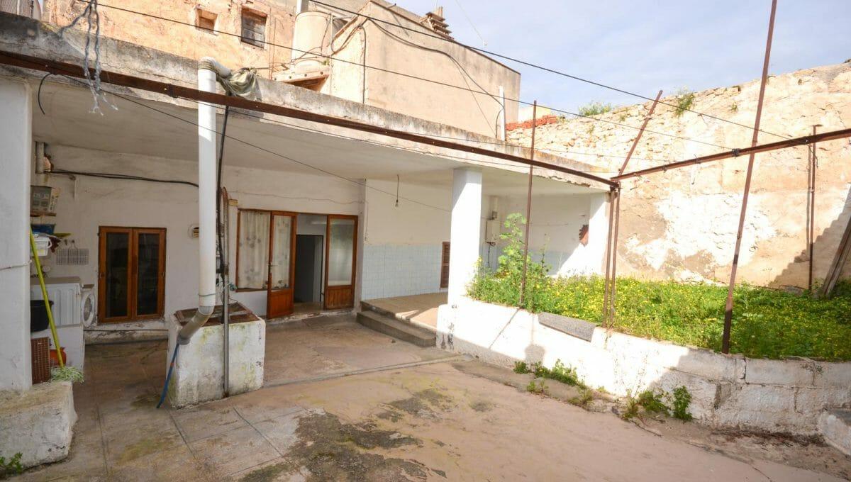 Erdgeschoss Wohnung Felanitx Patio