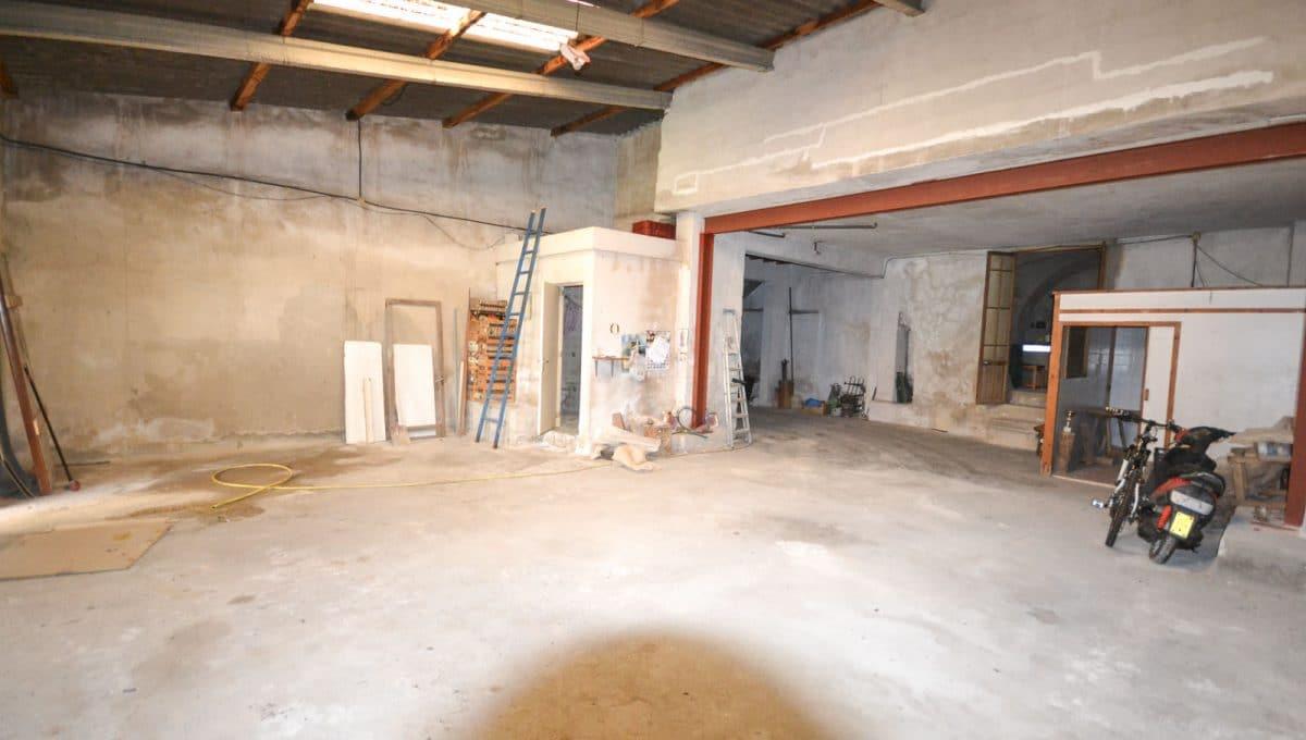 Erdgeschoss Wohnung Felanitx Garage
