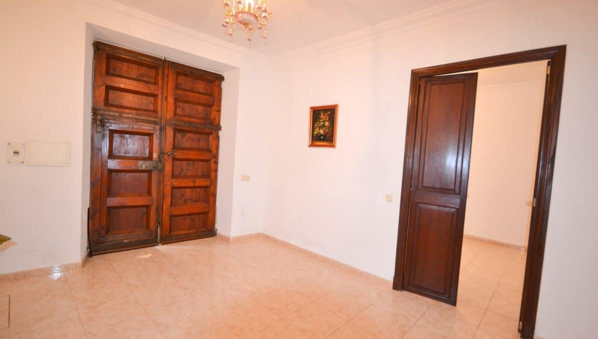 Erdgeschoss Wohnung Felanitx Eingang