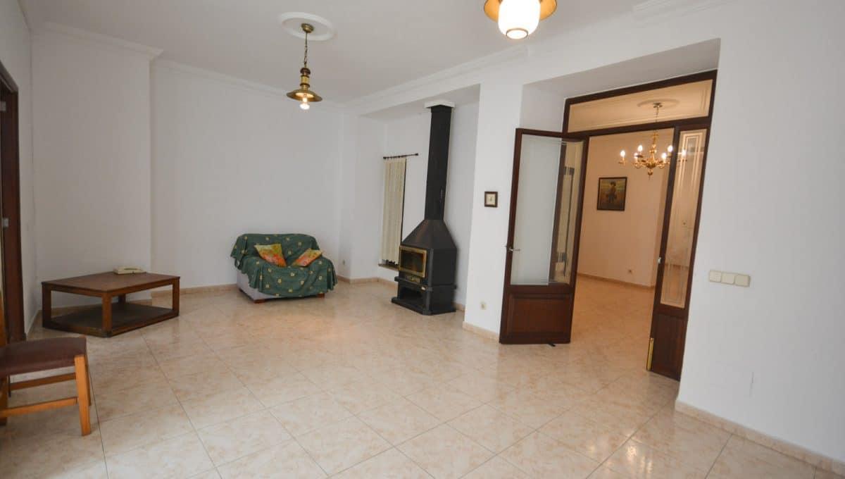 Erdgeschoss Wohnung Felanitx Wohnzimmer