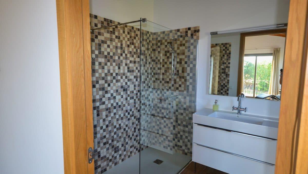 Modernes Badezimmer Landhaus Felanitx