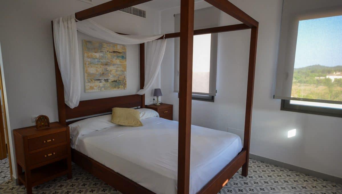 Romantisches intimes Schlafzimmer mit Aussicht Felanitx