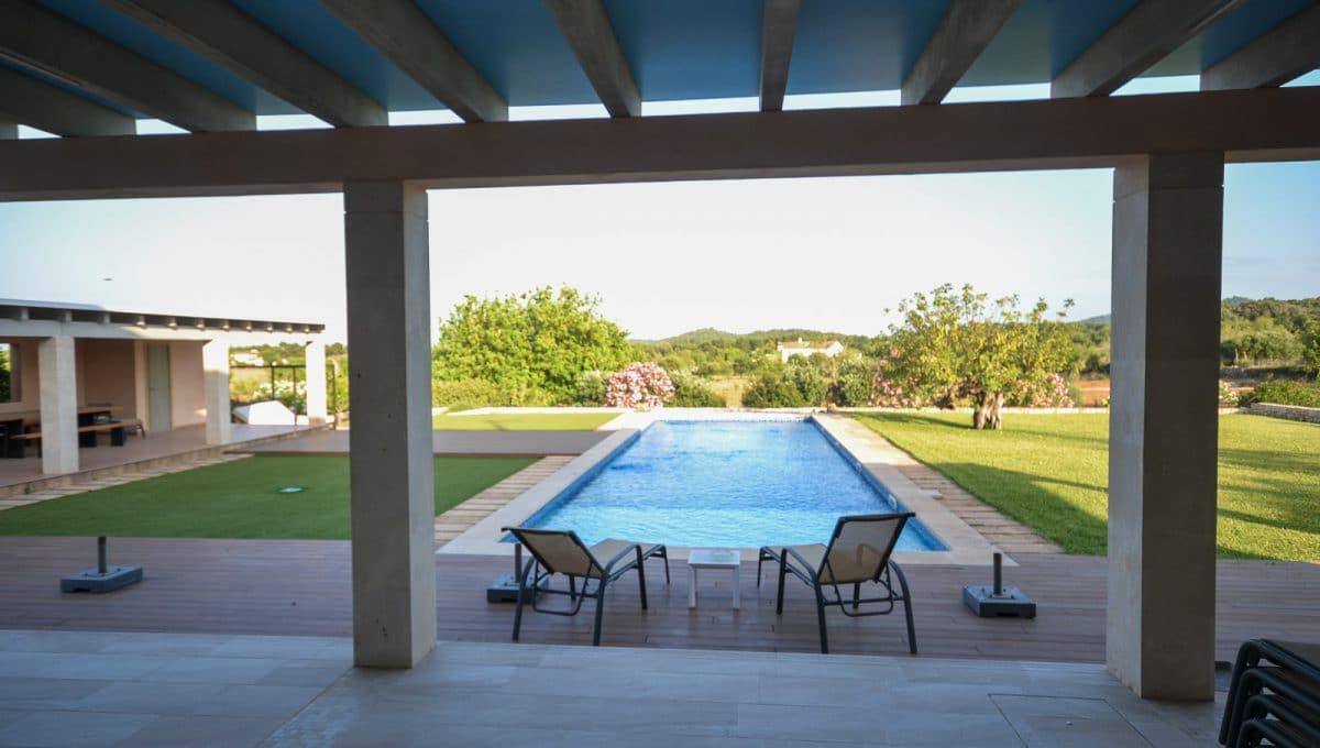 Luxuriöses Schwimmbad Landhaus Felanitx