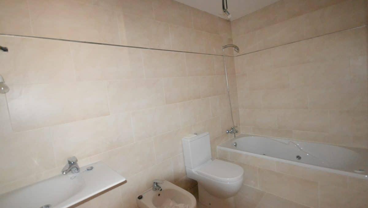 Neues und weites Badezimmer Wohnung Felanitx