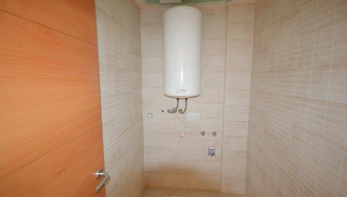 Wäscherei mit Thermo-Amperemeter Wohnung Felanitx