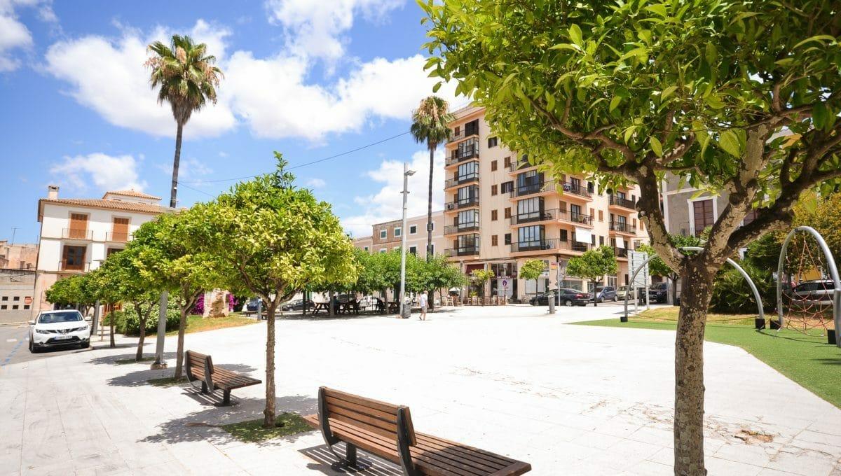 Gemütlicher und ruhiger Platz Felanitx Mallorca