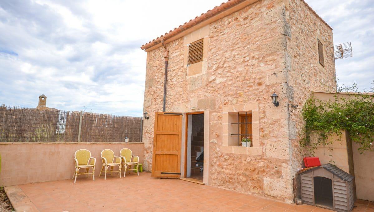 Gemütliches Landhaus mit Garten Felanitx Mallorca