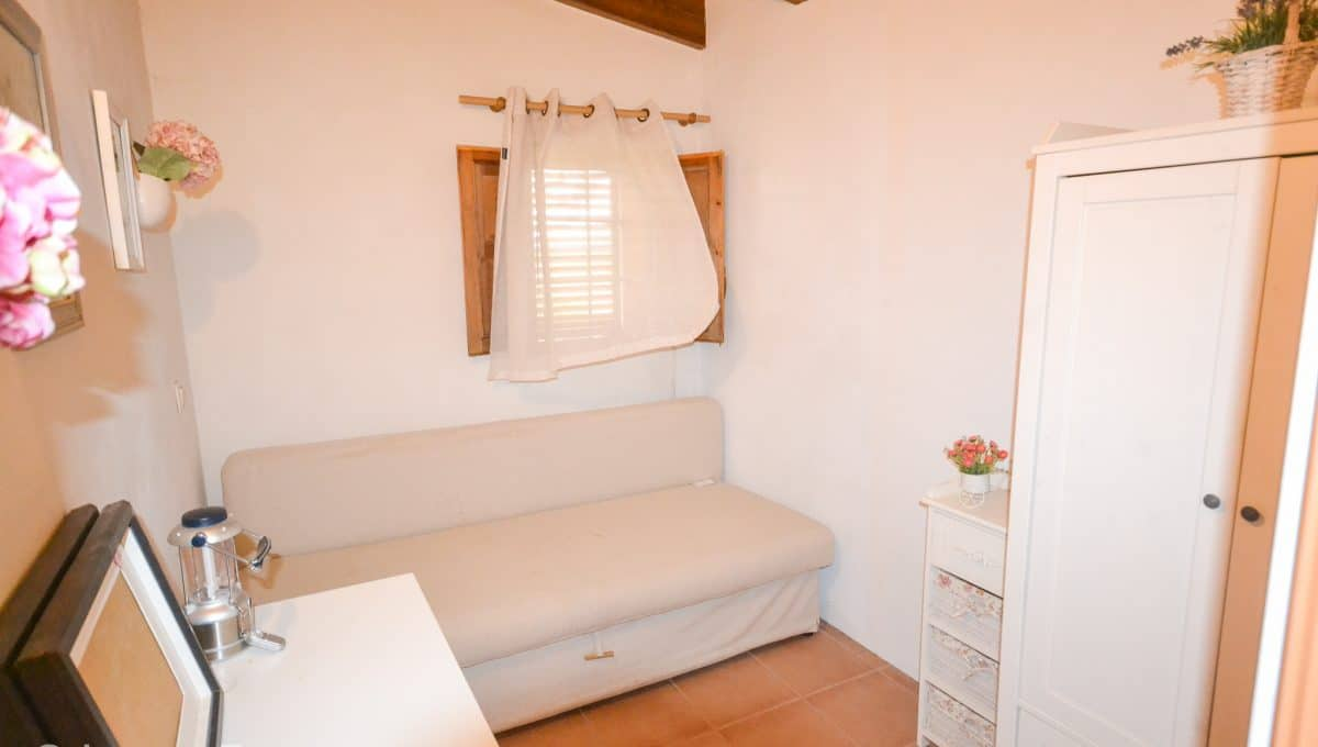 Schönes Schlafzimmer Landhaus Felanitx Mallorca