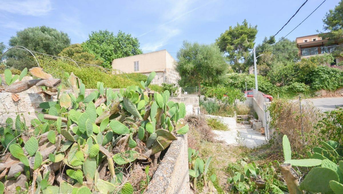Land zu bauen Zentrum Felanitx Mallorca
