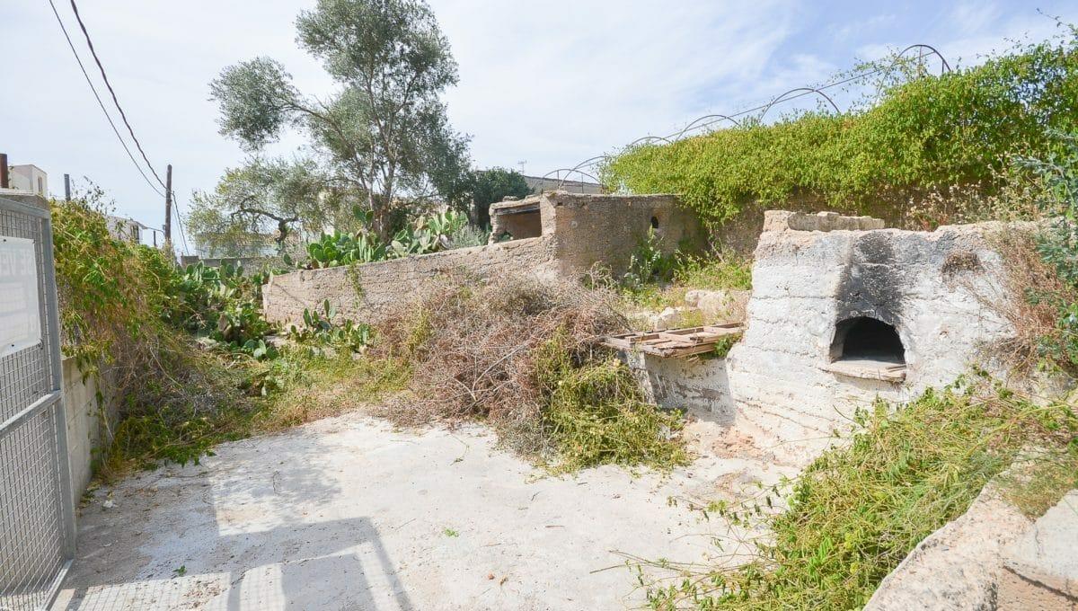 Land zu bauen Altstadt Felanitx Mallorca