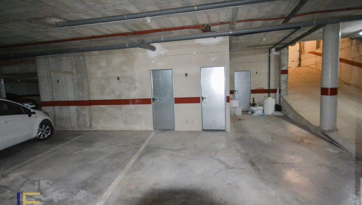 Garagenplatz mit Abstellraum inklusive