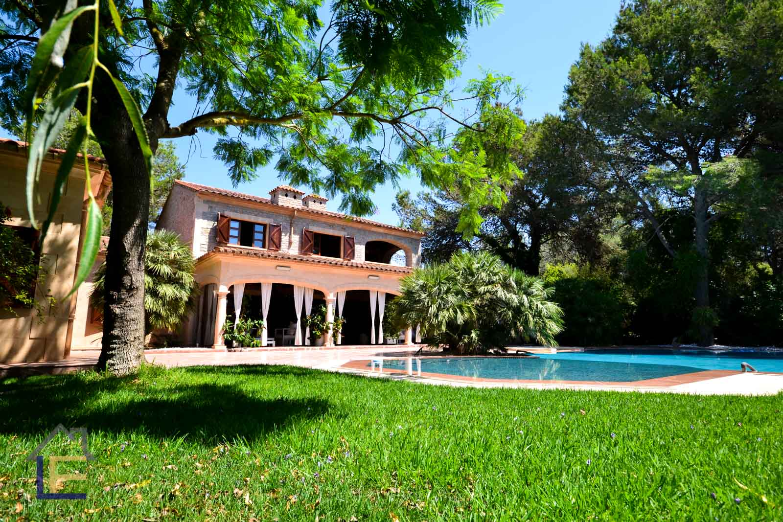 Luxurious finca with ETV license and a dream garden
