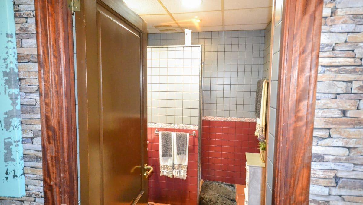 Schönes Badezimmer Wohnung Zentrum Felanitx