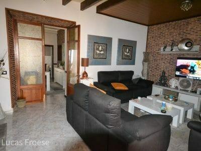 Modernes und großes Wohnzimmer Felanitx Mallorca