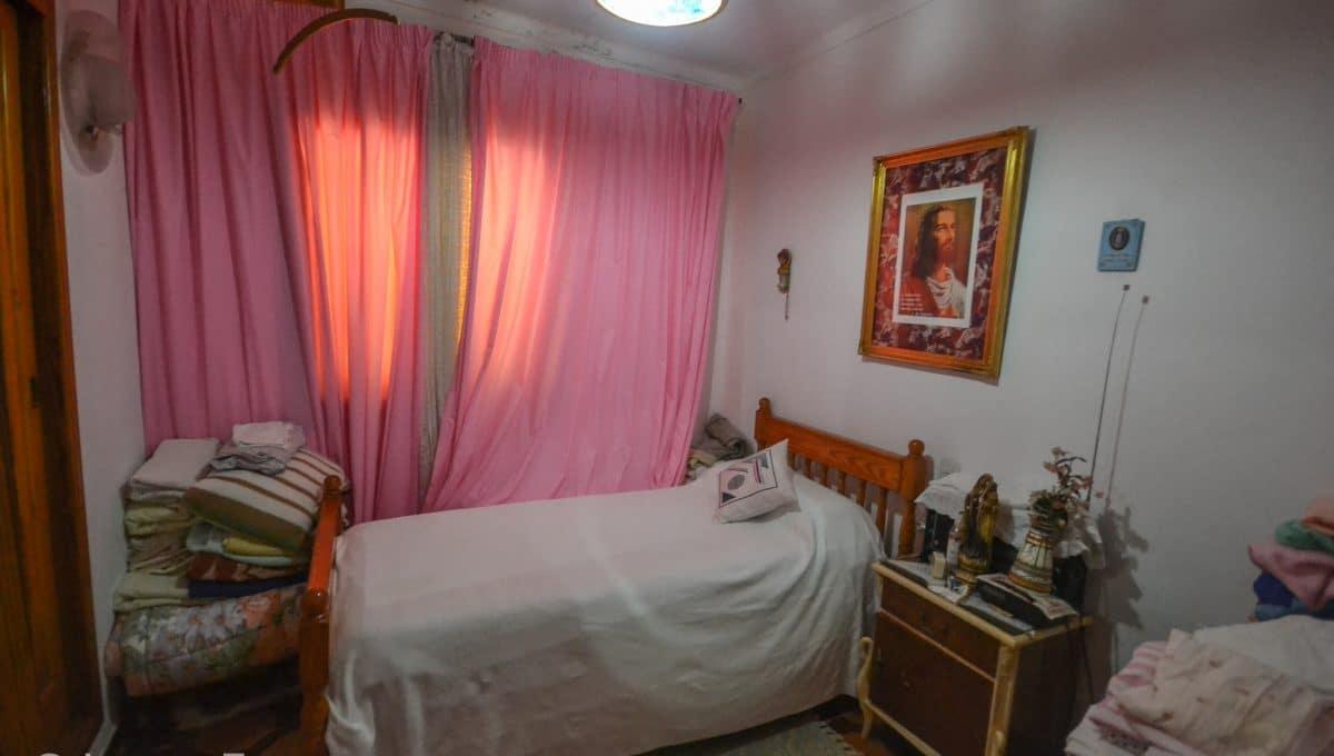Gemütliches Schlafzimmer Wohnung Felanitx Mallorca