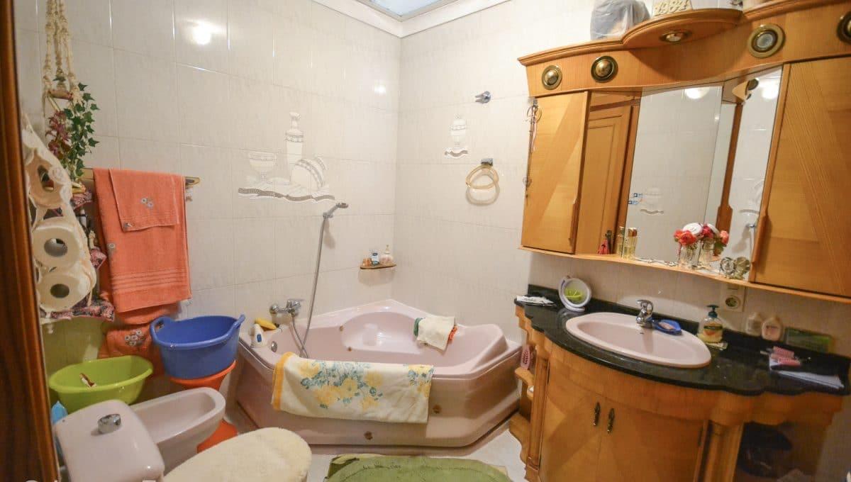 Badezimmer Wohnung Zentrum Felanitx