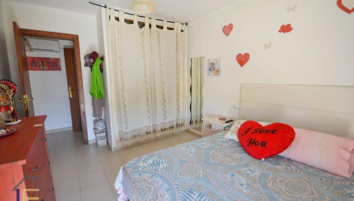 schlafzimmer mit einbauschränke in felanitx