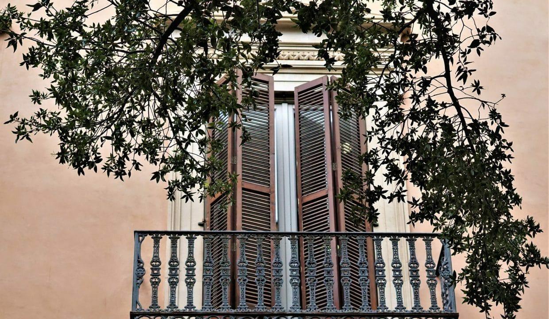 Schöner Balkon Immobilien Mallorca