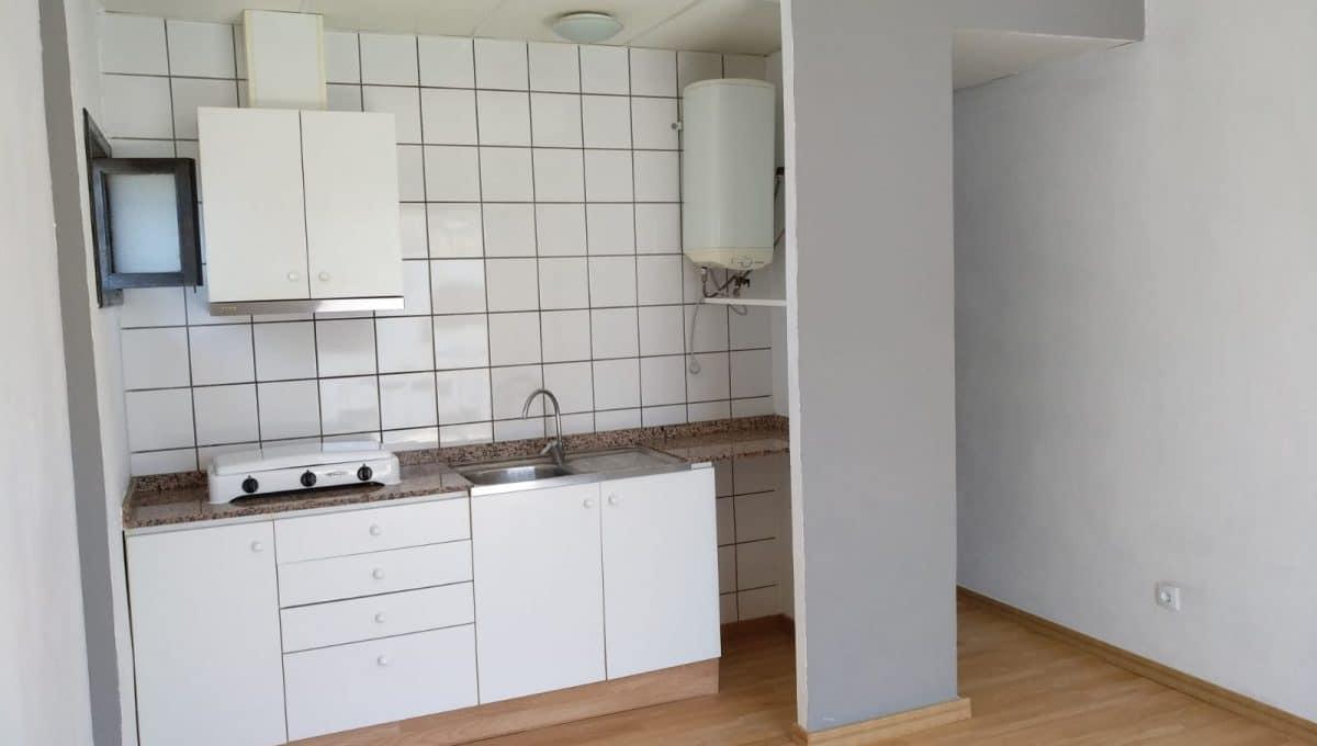 Cala millor apartment Küche