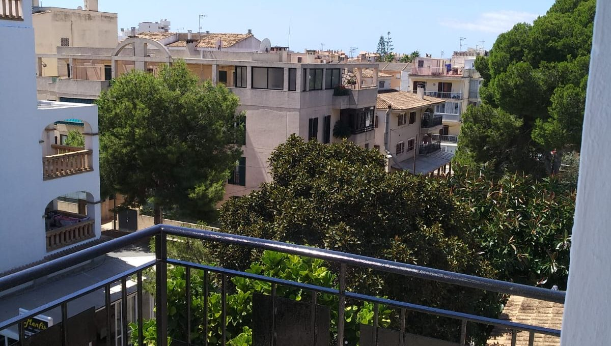 Cala Millor Apartment Balkon