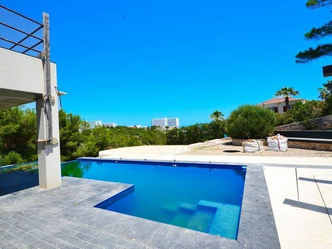 Cala Murada Villa mit Meerblick