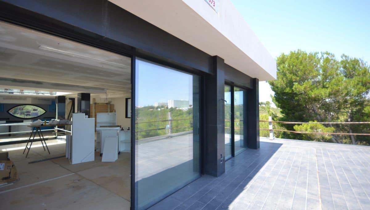 moderne und helle Villa in Cala Murada
