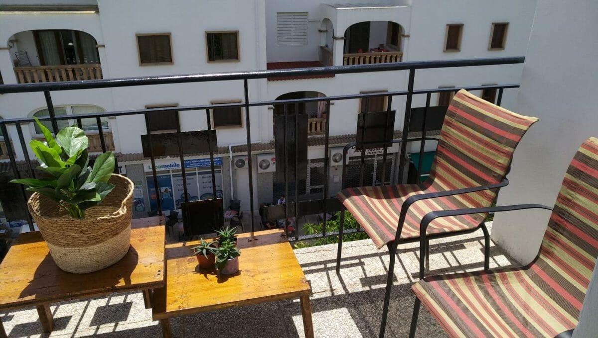 Wohnung in Cala Millor mit Balkon