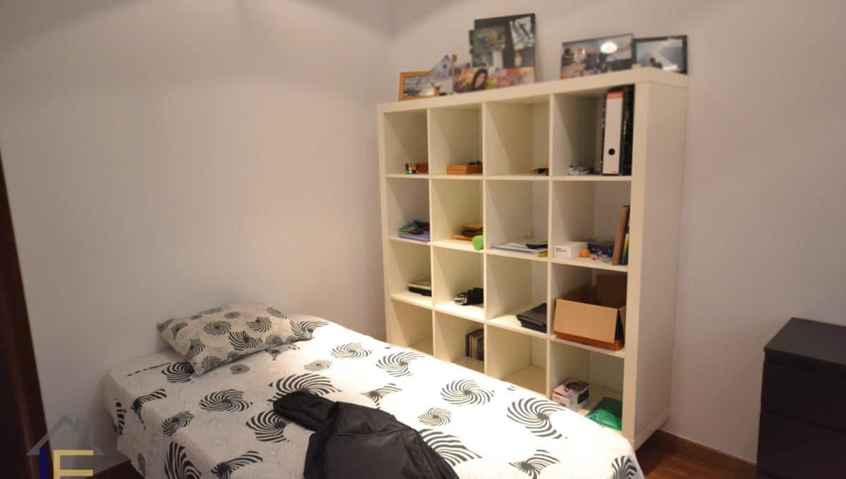 Manacor flaches Zimmer mit Einzelbett