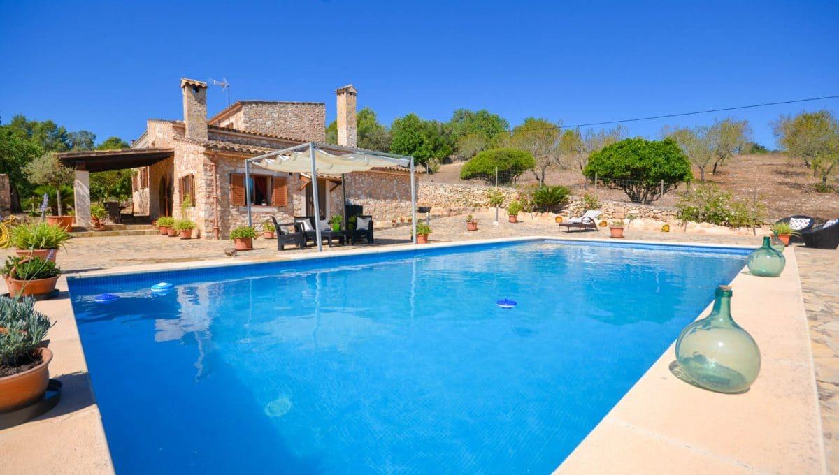 Luxusimmobilien Mallorca Finca