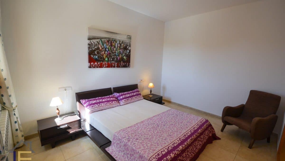 Helle Haupt Schlafzimmer in mallorquinische style