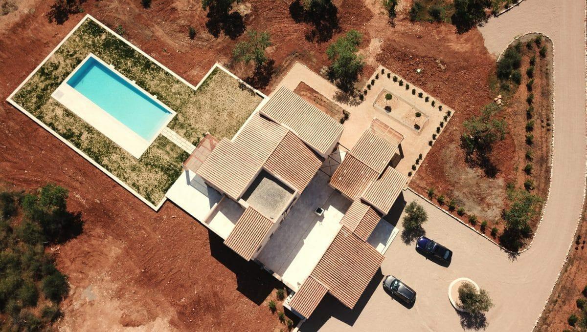Erstaunlich Finca mit Gästehaus dron Portocolom Mallorca