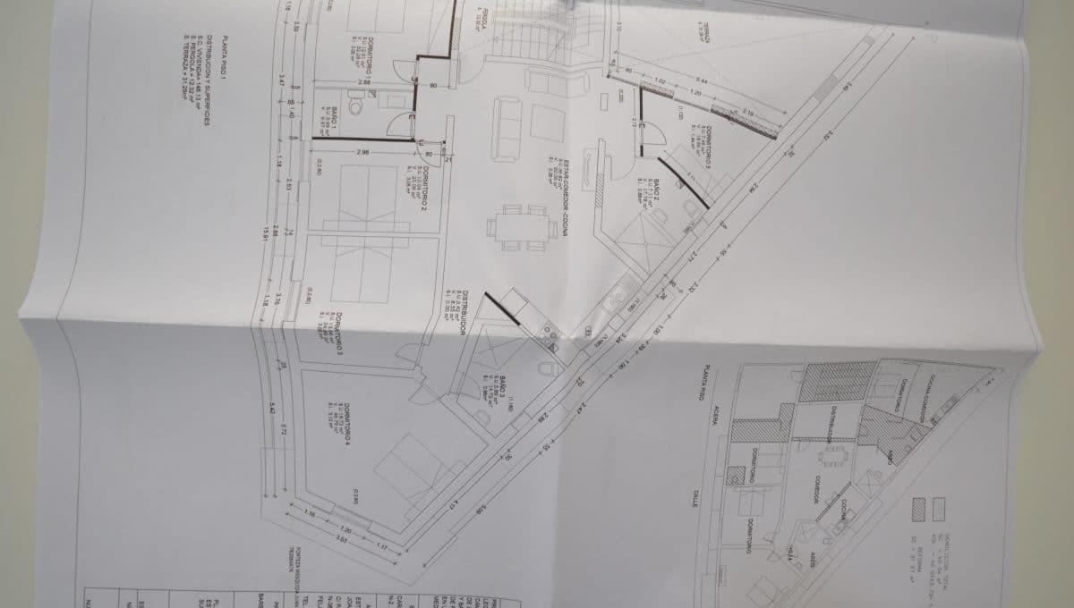 Wohnungsprojekt mit fünf Zimmern in Felanitx