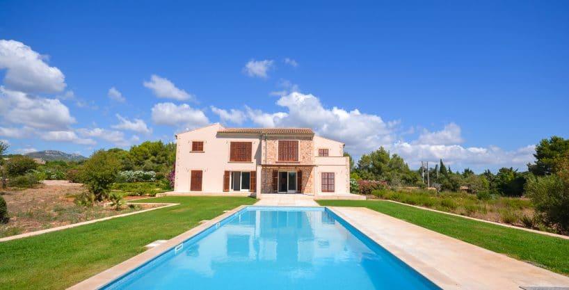 Luxuriöses Haus mit Pool Portocolom Mallorca