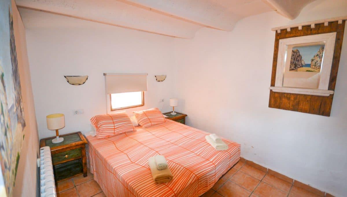 Luxus Finca Portocolom Schlafzimmer