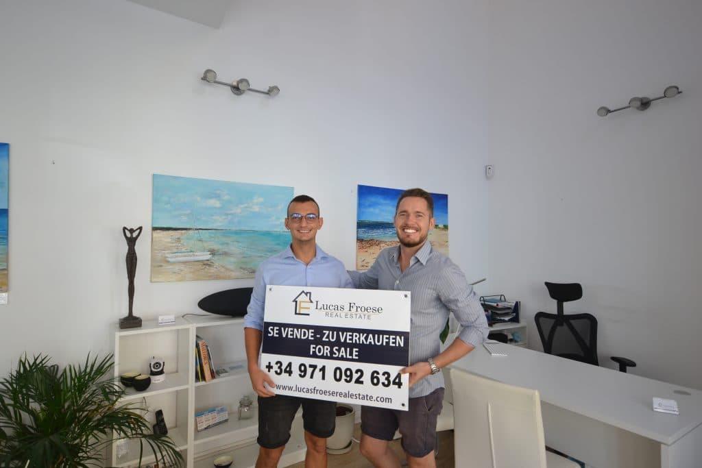 Immobilienbüro Felanitx Lucas Froese