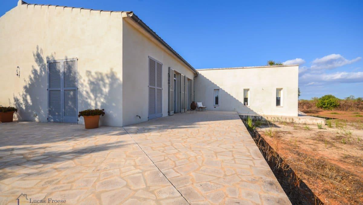 Campos Finca Mallorca Immobilie
