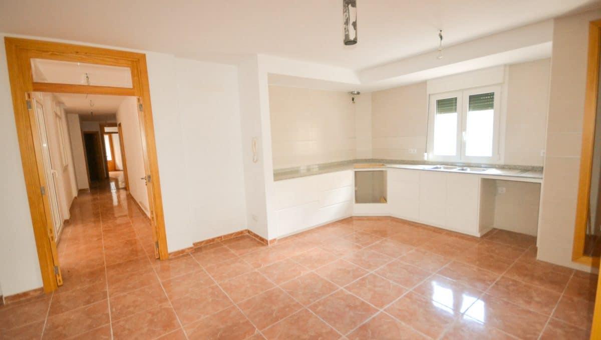 Helle Küche-Esszimmer in dem herzen von Felanitx