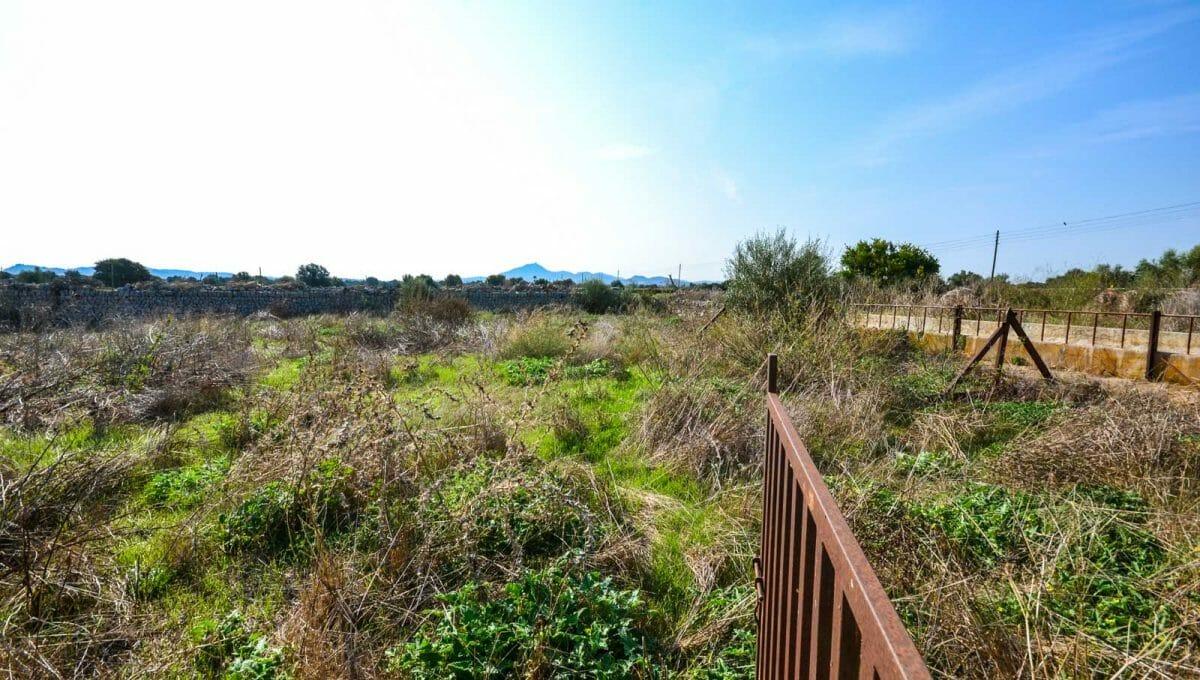 Agrarland in Villafranca