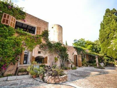 alte Windmühle in S'Horta