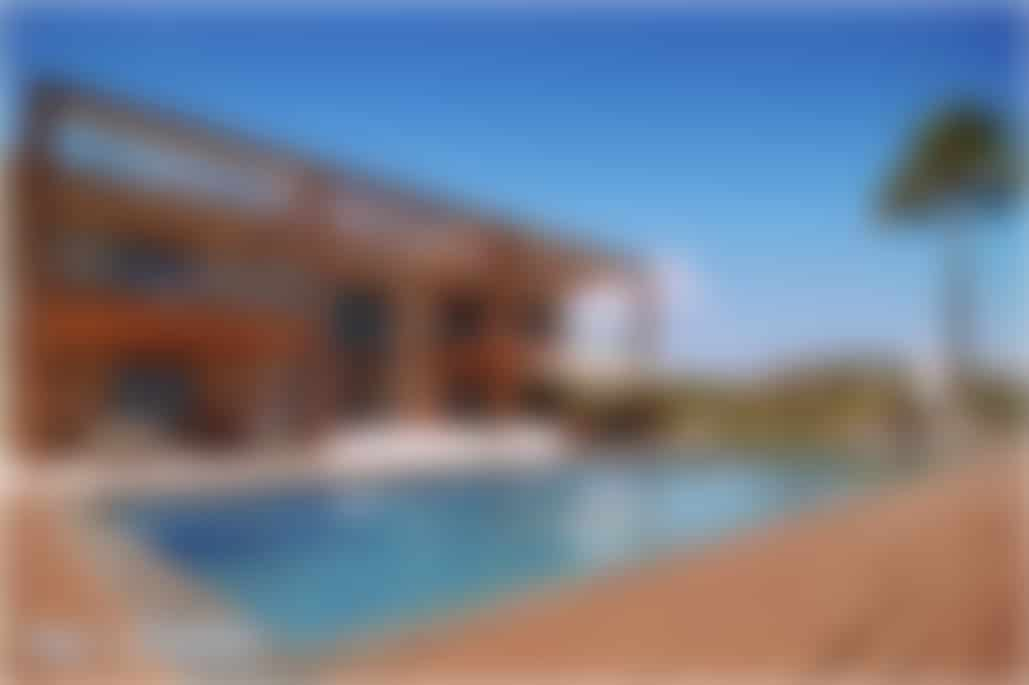 Luxus Villa in Alcudia mit Meerblick, Swimmingpool und einem Homecinema