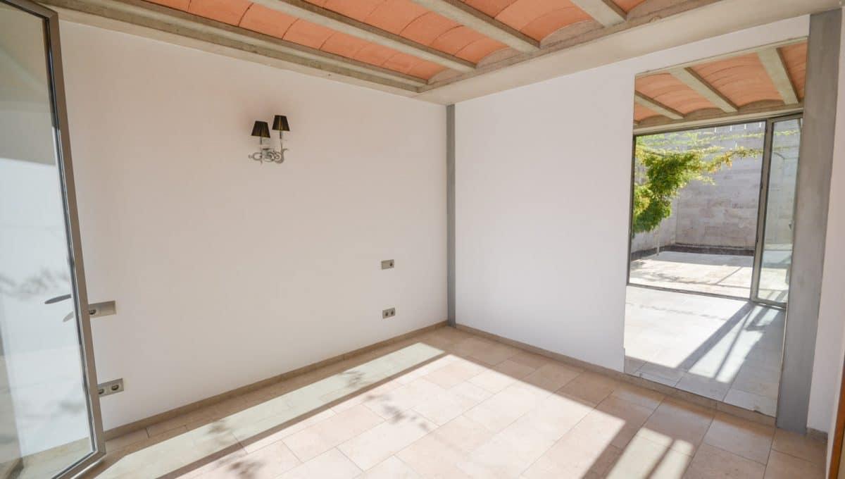 Portocolom moderne Wohnung mit Garten
