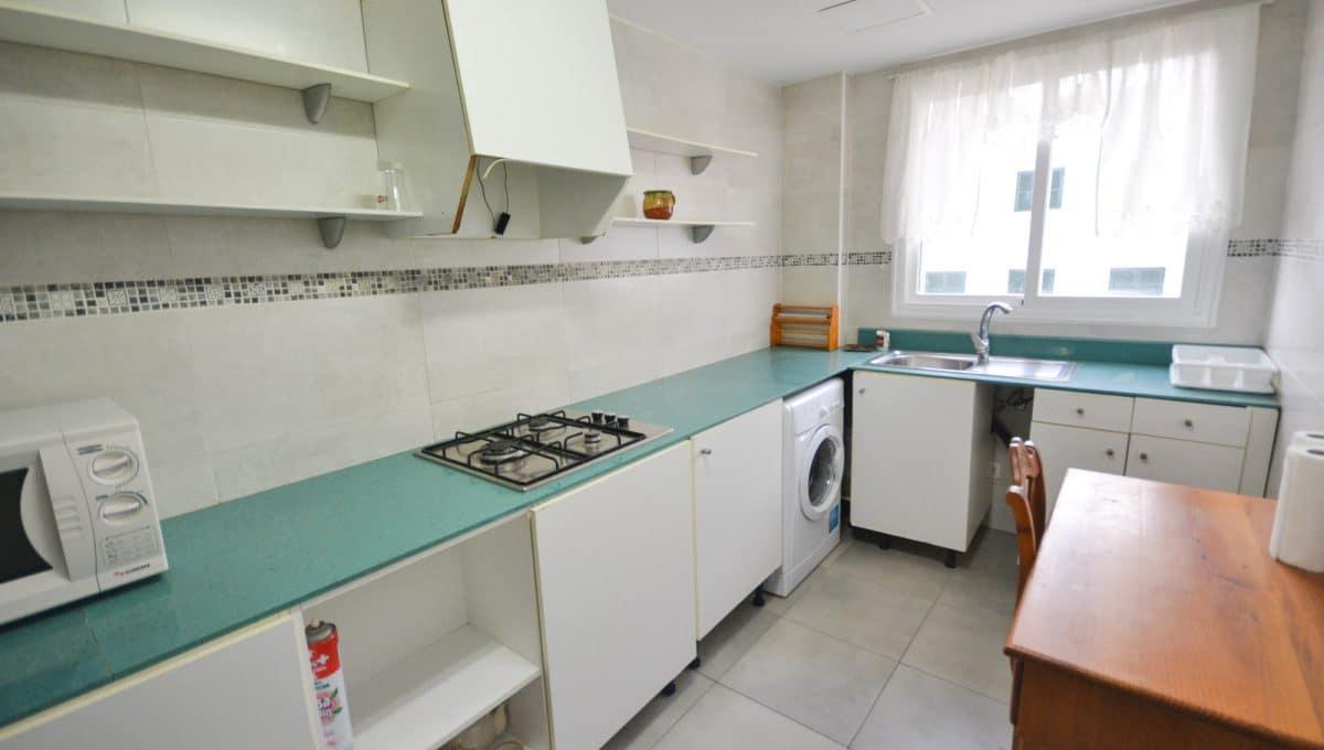 Helle Küche in Felanitx