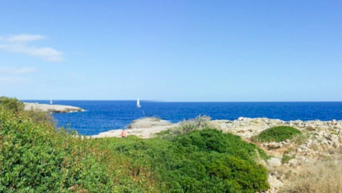 Baugrundstück Erste Meereslinie Cala d'Or
