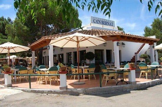 Can Bernat Portocolom Restaurant