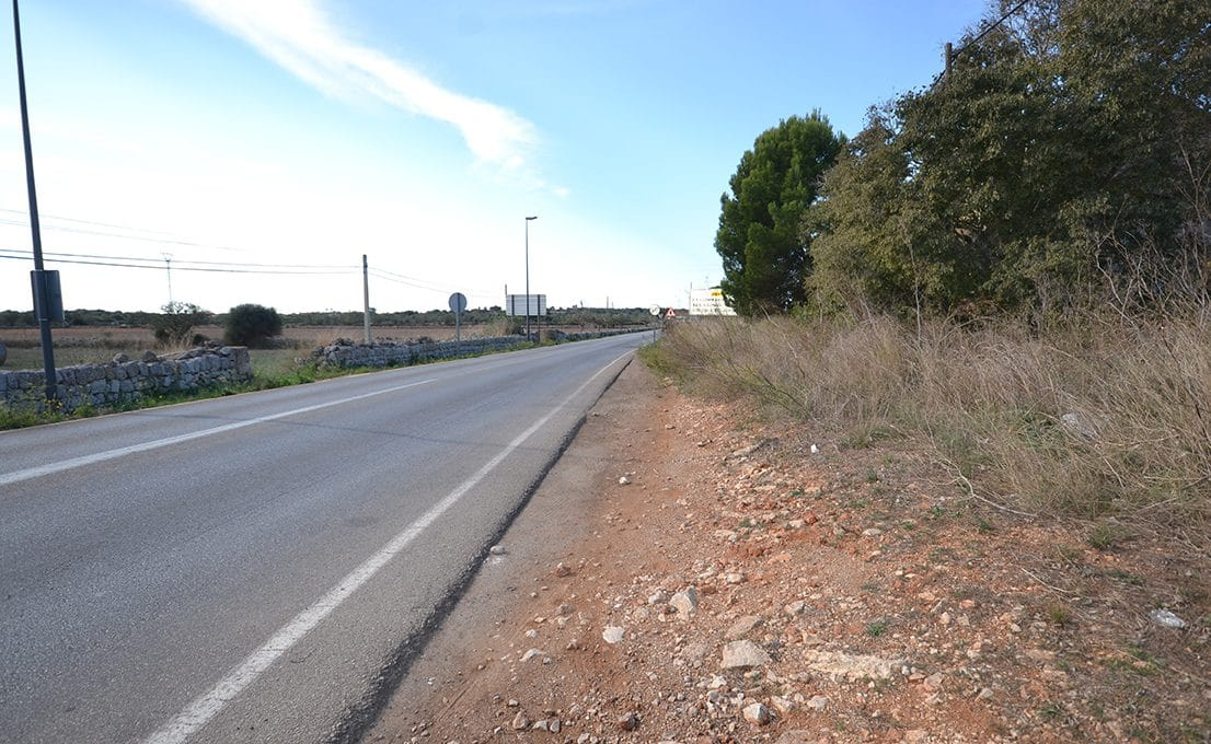 Grundstück in Santanyi Mallorca