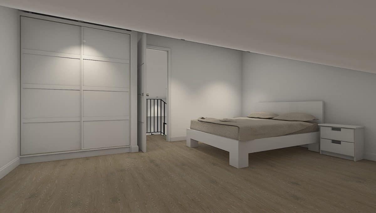 Schlafzimmer Ses salines Haus