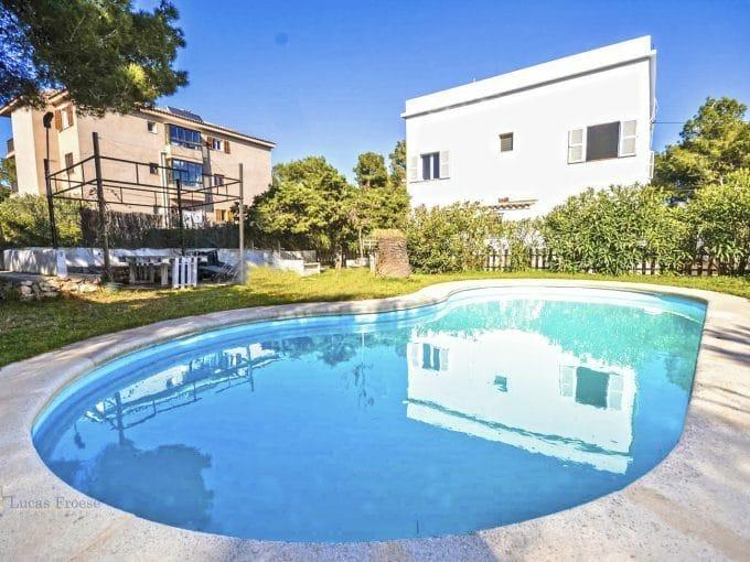 Immobilien Portocolom Haus mit Pool