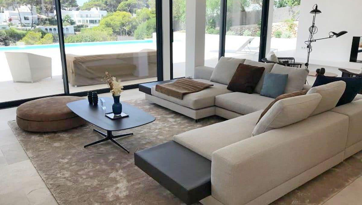 Luxus Villa Cala d'Or Wohnzimmer