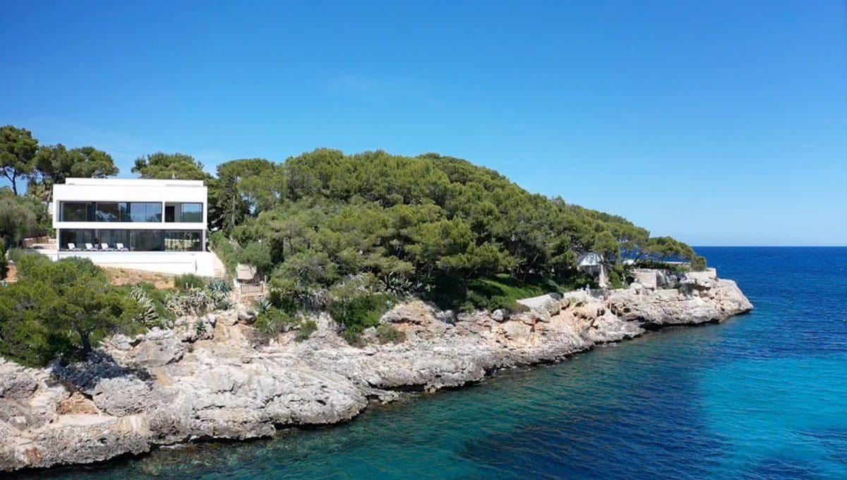 Luxus Villa Cala d'Or Meerblick
