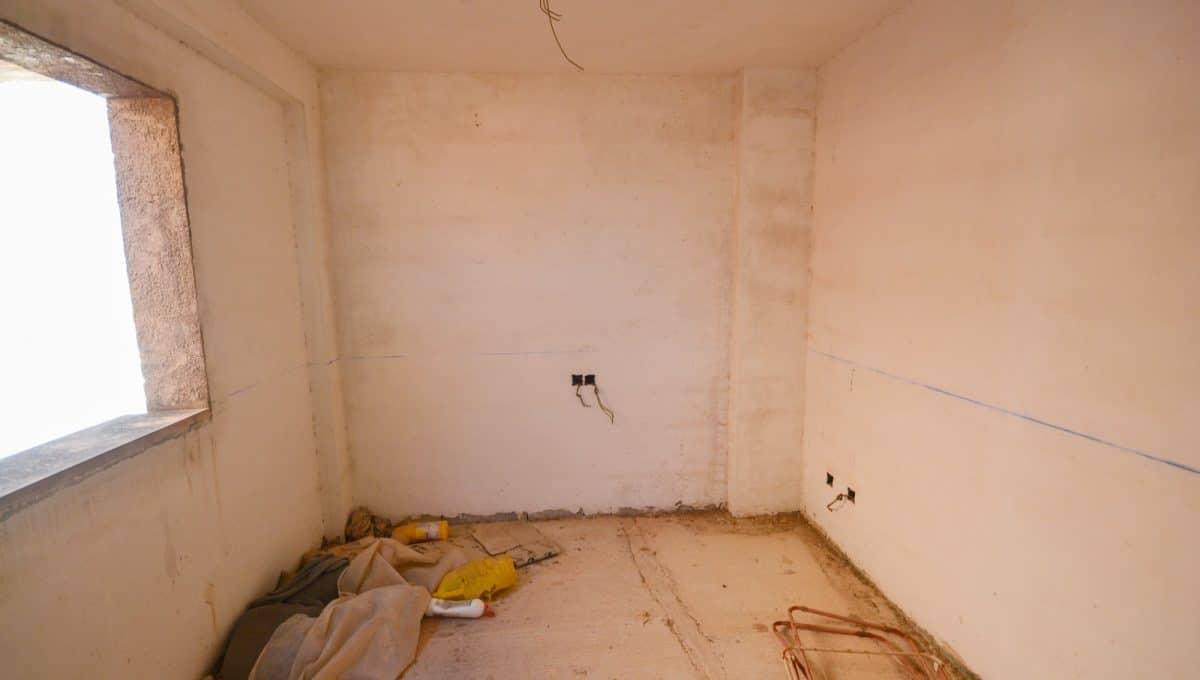 Zimmer mit Strassenblick in ein neubau in Felanitx